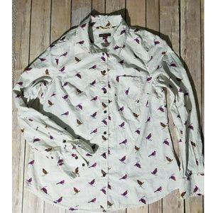 MERONA bird shirt
